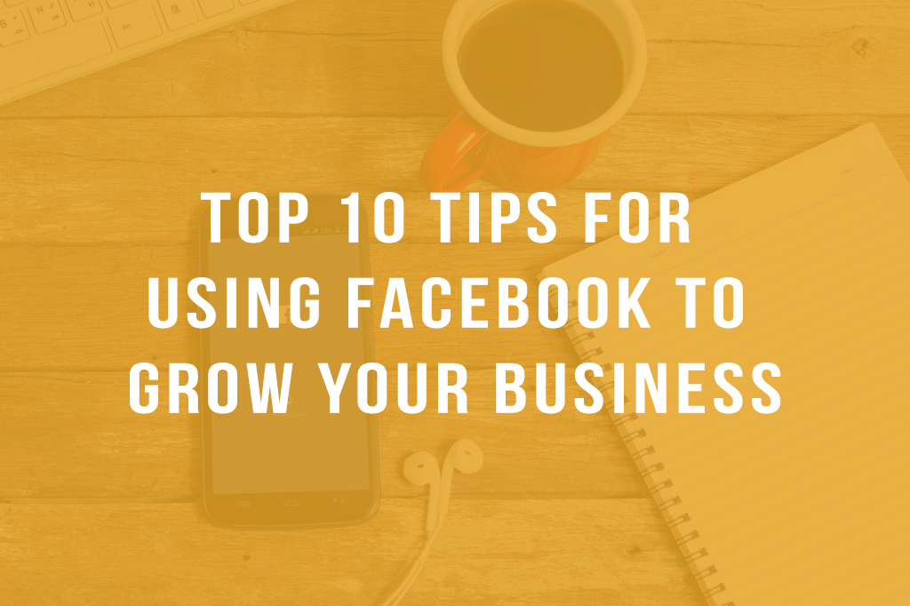how to grow your business facebook page