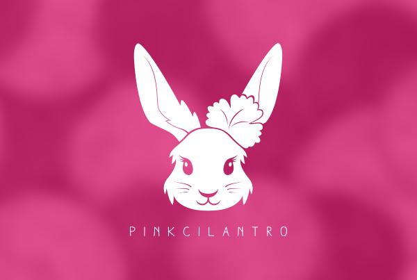 Pink Cilantro