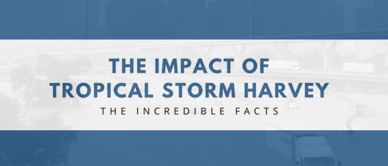The Impact of Tropical Storm Harvey